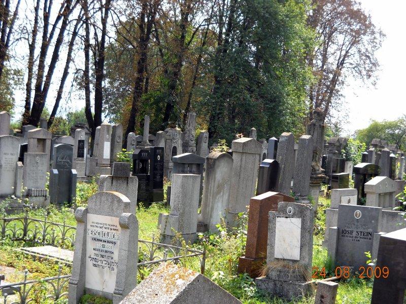 Jewish Cemetery © 2009, Iancu Georgeta